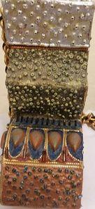 Mary Frances Bags - Mary Francis Vintage Ornate Hard Case Box Bag